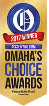 Omaha's Choice Award 2017